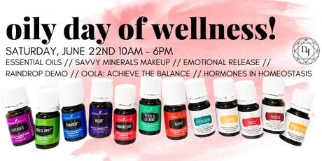 Day of Wellness tickets