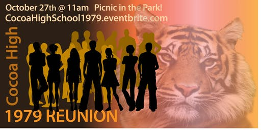 Cocoa High Class of 1979 Picnic!