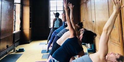 Hatha Yoga Meditation