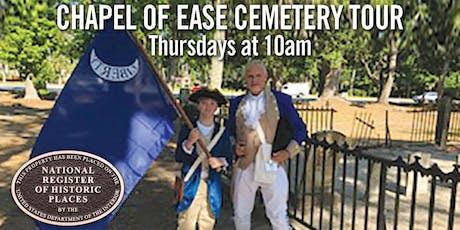 Zion Cemetery & Baynard Mausoleum Tours tickets