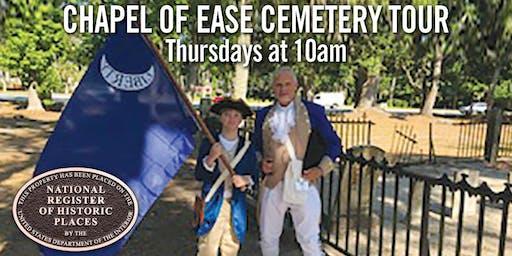 Zion Cemetery & Baynard Mausoleum Tours