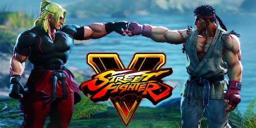 Video Game Summer Camp - Week 5 STREET FIGHTER