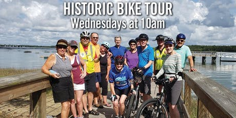 Historic Bike Tours tickets