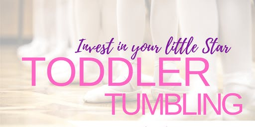 Toddler Tumbling Dance Class