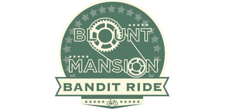 """2019 Blount Mansion Bandit Ride """"LUNCH INCLUDED"""" tickets"""