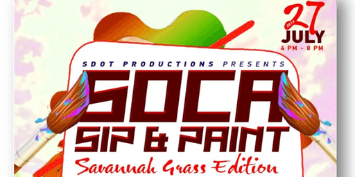 Soca Sip & Paint