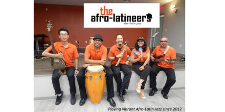 The Afro-Latineers tickets
