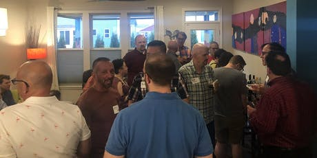 DWC June Wine and Hors d'oeuvres Meetup for LGBT + Allies tickets