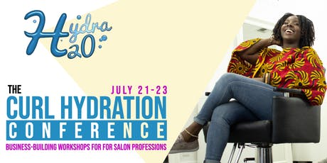 The Curl Hydration Conference tickets