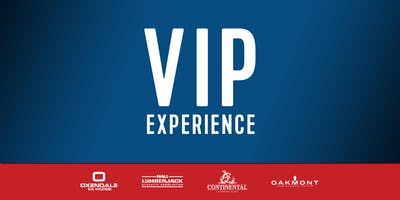 VIP Experience - Lights on the Lawn 2019
