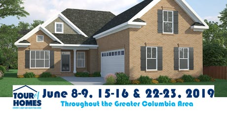 Tour of Homes Location! Master Down, Gated Community- Brand New in Arcadia Lakes tickets