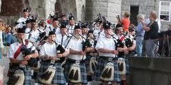 Scottish Military Tattoo at Fort Knox Maine