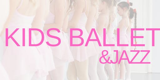 Ballet/Jazz Class For Kids
