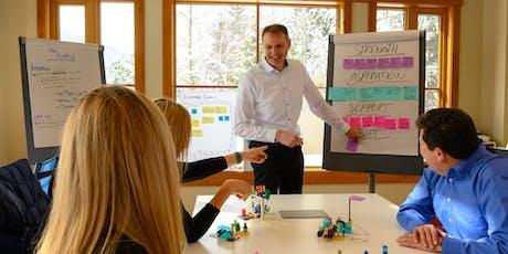 Zertifizierungskurs LEGO®-SERIOUS-PLAY®-Methoden für Teams und Gruppen Tickets