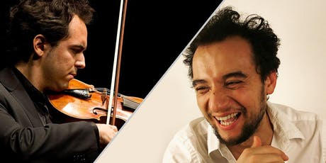 2019 Master Series: The Art of Improvisation-- Jesus Reina(Violin) Kamel Boutros (Piano) tickets