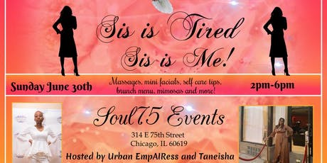Sis is Tired, Sis Me! tickets