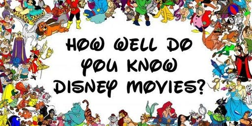 Smartphone Disney Quiz