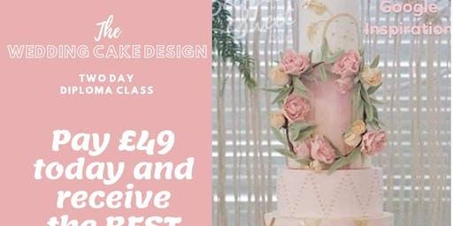 The Wedding Cake Design Diploma