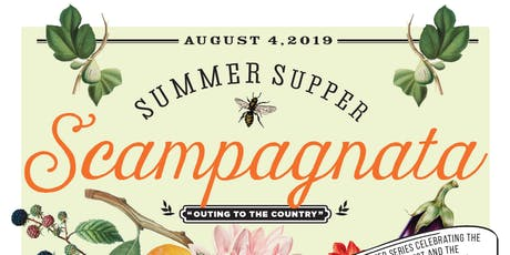 Summer Supper at Bella Luna Farms tickets