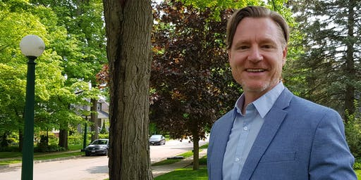 Meet & Greet with David M. Haskell, PPC Candidate for Cambridge