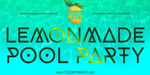 LemonMade's Vegan AF Pool Party