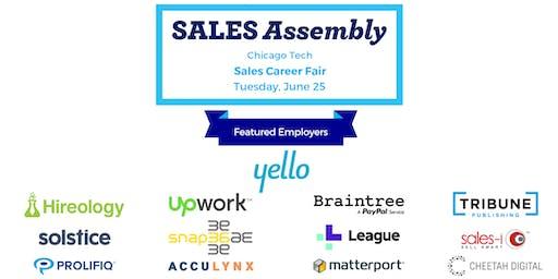 Chicago Tech Sales Career Fair