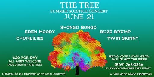 The Tree - Summer Solstice Concert