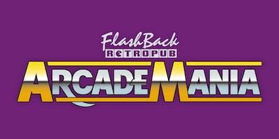 FlashBack RetroPub ArcadeMania 1 Tournament