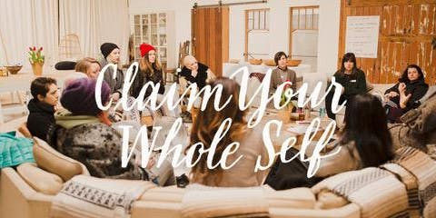 Early Bird // Claim Your Whole Self Entrepreneur Training with Allie Stark