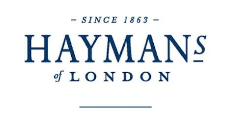 Hayman's Gin Tasting @ Uncommon SW11 tickets