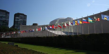 II Modelo de Naciones Unidas del Instituto Leonardo Murialdo entradas