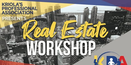 KPA Real Estate Workshop tickets