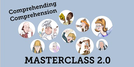 LinkyThinks Masterclass: Comprehension 2.0 (exam technique & feedback) tickets