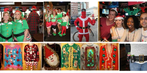 The Twelve Bars of Christmas ~ 5K Holiday Themed Bar Crawl (2019)