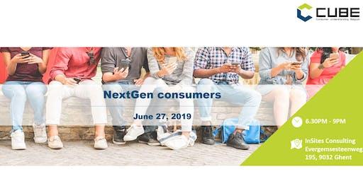 NextGen consumers