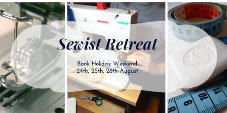 Sewist Weekend Retreat tickets