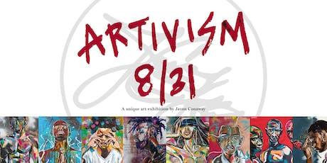 ARTIVISM831 tickets