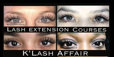 Houston Eyelash Extension Course tickets