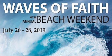 2019 Heart Singles Beach Getaway Weekend: Waves of Faith  tickets