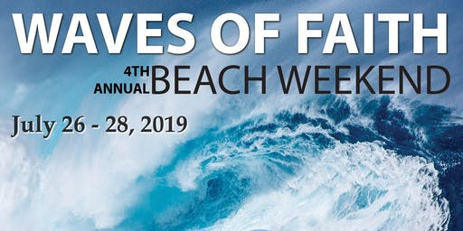 2019 Heart Singles Beach Getaway Weekend: Waves of Faith