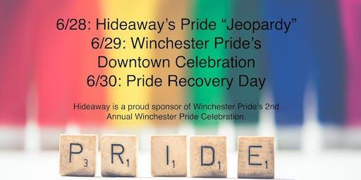 Pride Weekend Events!