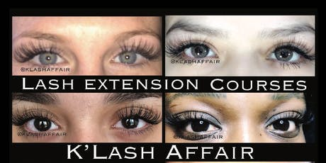 Dallas Eyelash Extension Course tickets