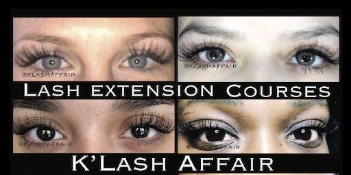 Dallas Eyelash Extension Course