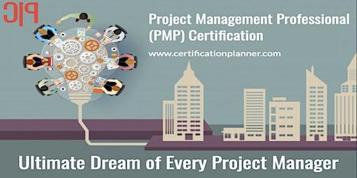 Project Management Professional (PMP) Course in Lexington (2019)