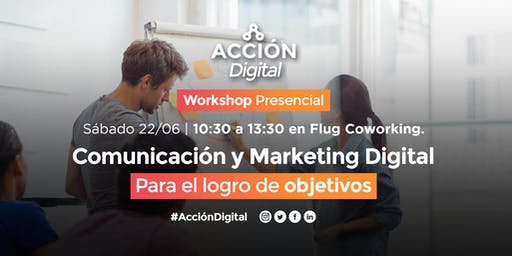 "WORKSHOP ""ACCIÓN DIGITAL"" 