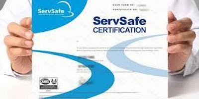 SERVSAFE® FOOD SAFETY MANAGEMENT TRAINING AND EXAM