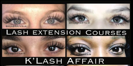 Shreveport Eyelash Extension Course tickets
