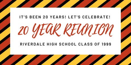 Riverdale 1999 | 20 Year Reunion tickets