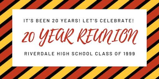Riverdale 1999 | 20 Year Reunion