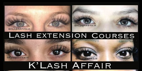 Raleigh Eyelash Extension Course tickets